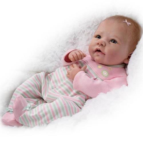 Pourquoi les bébés reborn sont-ils si populaires ?
